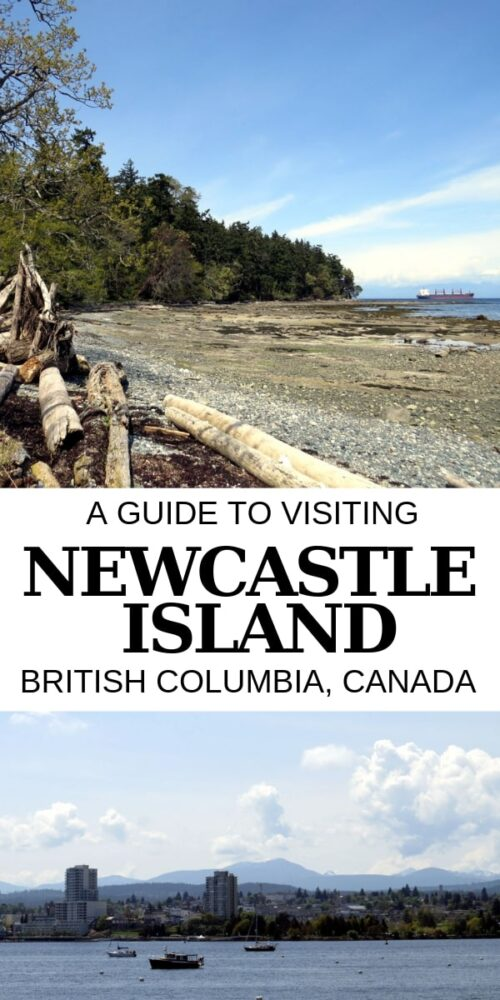 Newcastle Island is a little haven from Nanaimo's city bustle and makes for a lovely day or afternoon trip from Vancouver Island, especially for paddlers and hikers. Click here to discover more about this pretty island in British Columbia, Canada! offtracktravel.ca