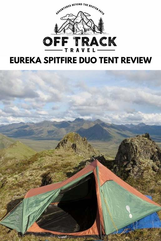 We tested the Eureka Spitfire Duo Tent. Check out what we thought of it.