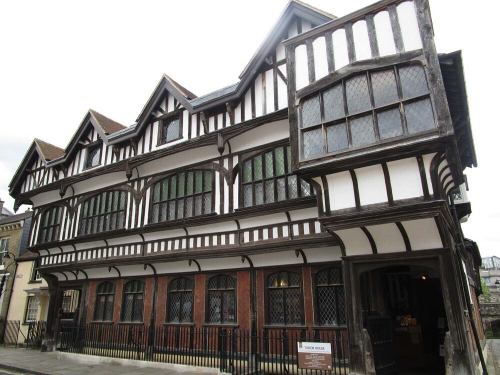 old tudor house southampton uk