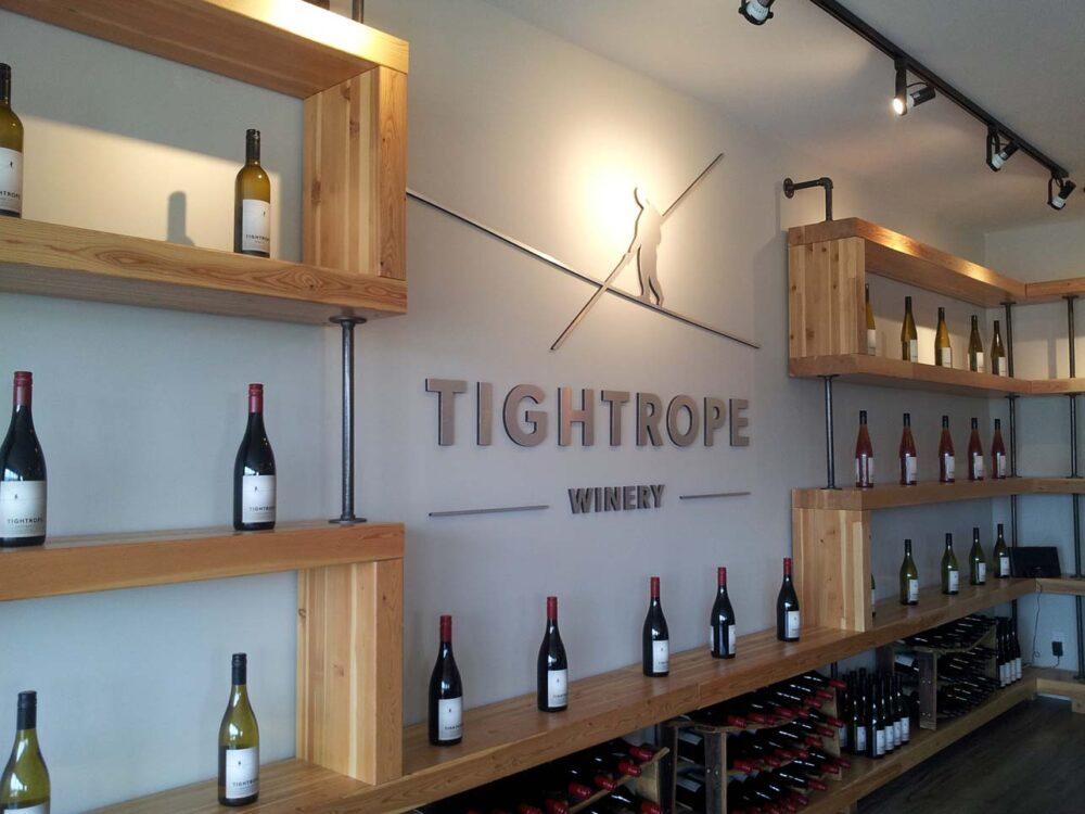 Tightrope Winery, naramata