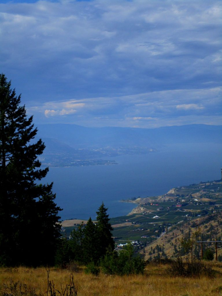 campbell mountain hike penticton