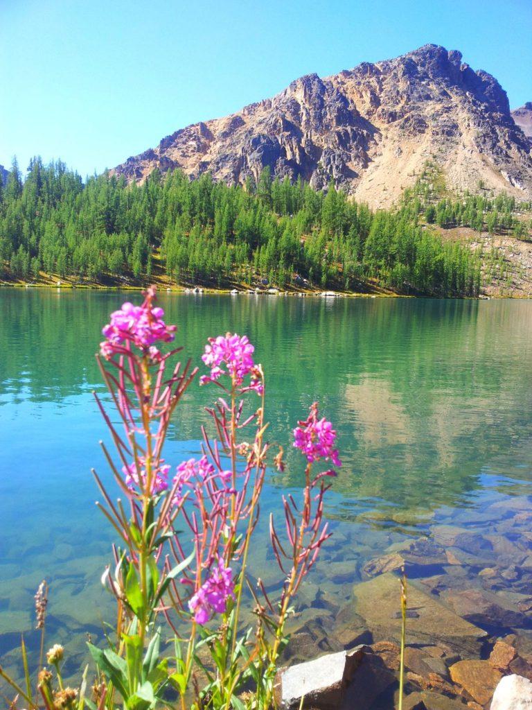 ladyslipper lake 3 rim trail cathedral
