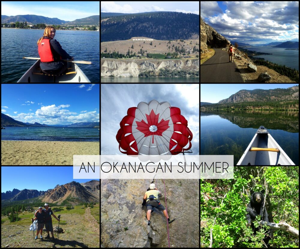 penticton summer collage2