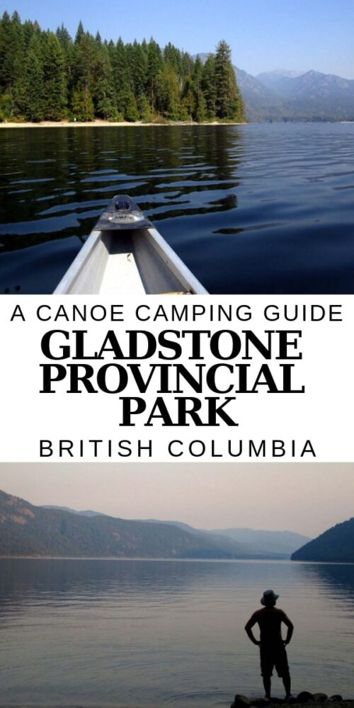Gladstone Provincial Park is a beyond the beaten path wilderness area in British Columbia, Canada. Surrounding the northern shores of narrow Christina Lake, this provincial park offers rustic canoe camping experiences for paddlers. Click here to discover our experience in Gladstone plus a quick trip planning guide. offtracktravel.ca