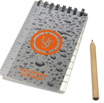Last Minute Outdoor Gear Stocking Fillers-waterproof paper