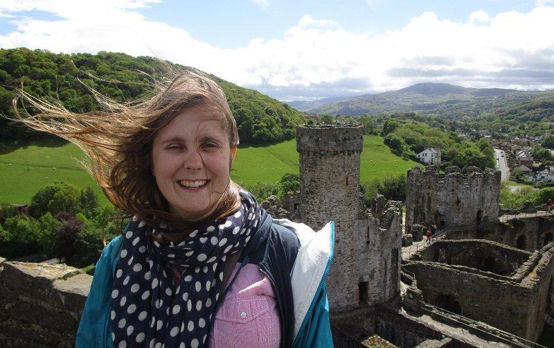 conwy castle gemma wales 2015