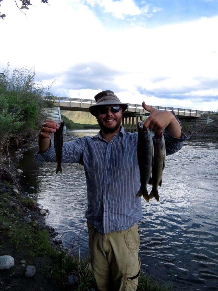 jr fishing dempster highway yukon
