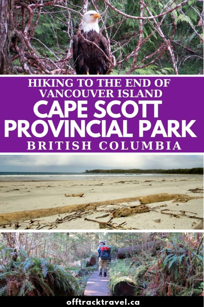 Looking for a change from alpine hiking in British Columbia? Or how about a scenic trail perfect for shoulder season? Vancouver Island's Cape Scott trail may be what you're looking for - think breathtaking beaches, lush rainforest, stunning sunsets, sand dunes and fascinating history! offtracktravel.ca