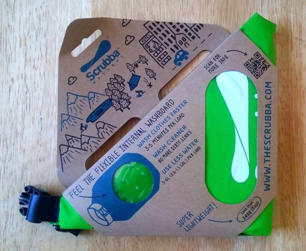 scrubba packaging front washbag