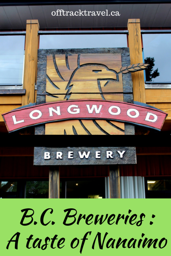 A small visit and a tasting at Longwood brewery