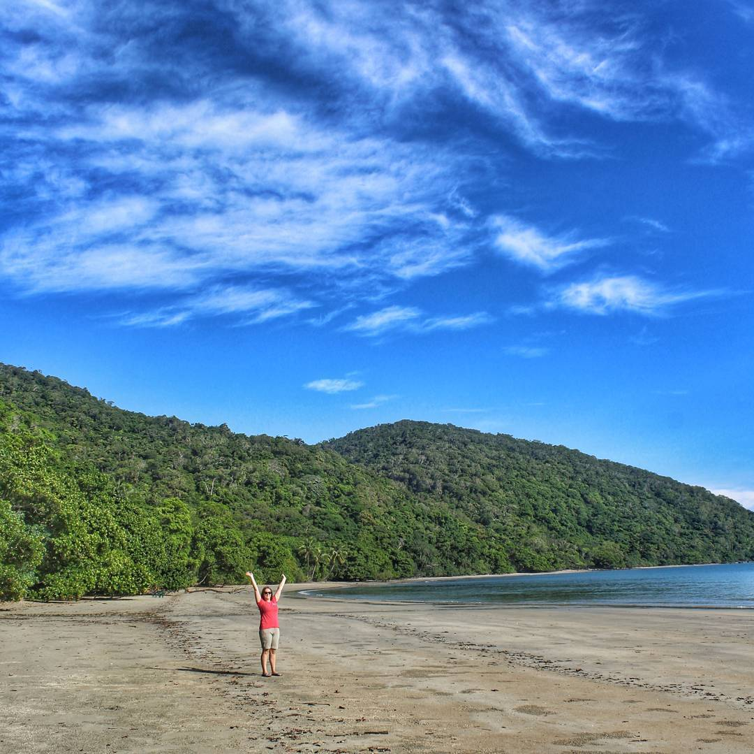 Daintree Cap Tribulation Beach