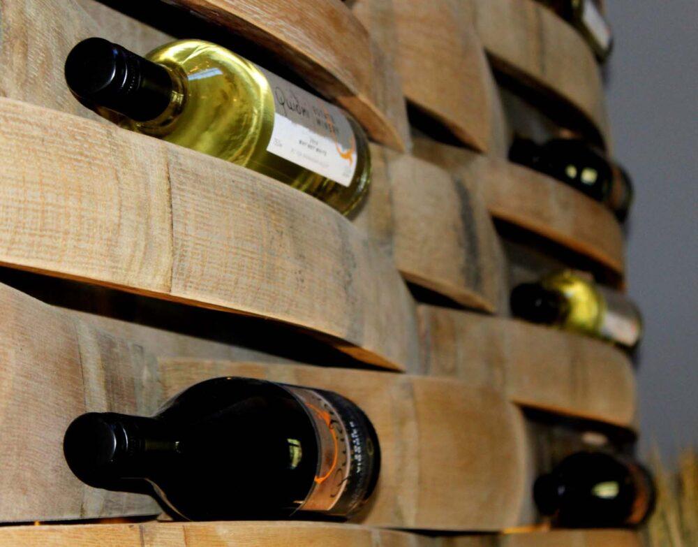 Wine touring on Penticton's Naramata Bench