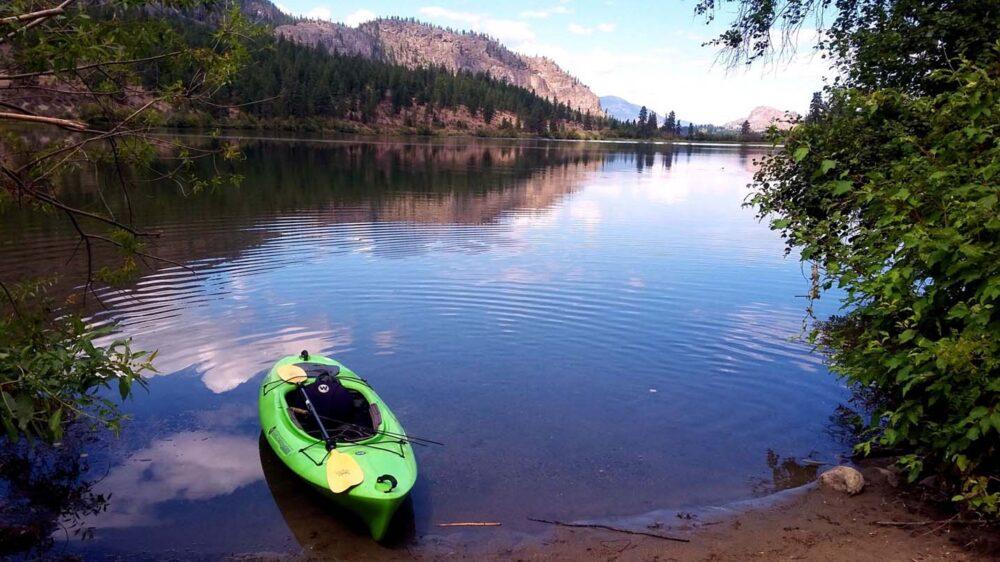 Vaseux lake bc a southern okanagan gem off track travel for Summer lake