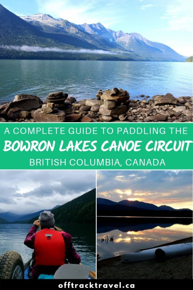 The Bowron Lakes Canoe Circuit is a wonderland for canoeists and kayakers alike, enabling an epic 116km journey through what is essentially a remote wildlife refuge with incredible topographic diversity. It's a paddling experience like no other. Click here for a complete guide to paddling this impressive Canadian canoe route. offtracktravel.ca