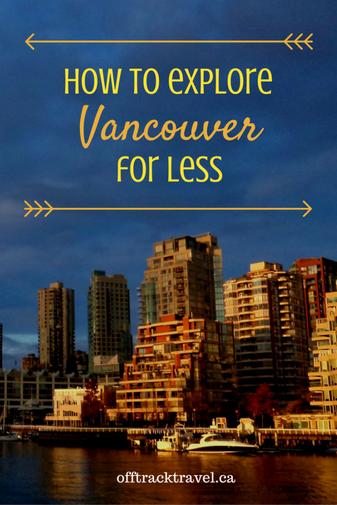 Visiting Vancouver, British Columbia, doesn't have to be expensive. Accommodation aside, there are many attractions and activities on offer in this beautiful city that are either low cost or completely free. Here are my favouritebudget trip eats, sights and things to do in Vancouver, British Columbia! offtracktravel.ca