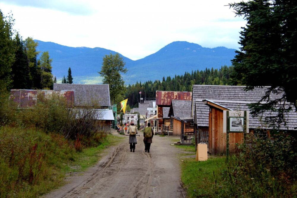 Things to do in British Columbia - Going back in time in Barkerville
