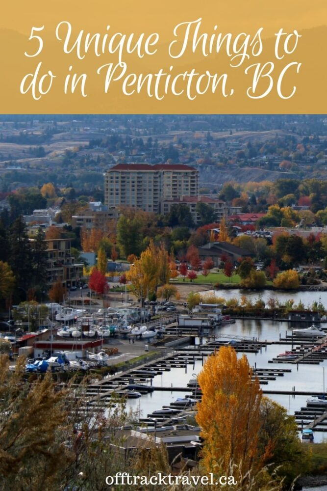Click here to discover the best winter activities in the beautiful town of Penticton, British Columbia, from climbing to wine tasting! offtracktravel.ca