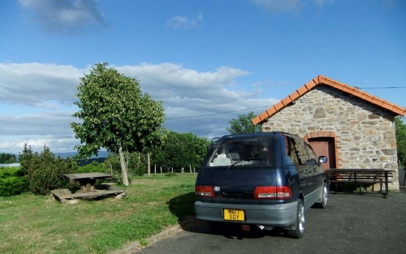 How to Camp for Free in France with Aires de Service