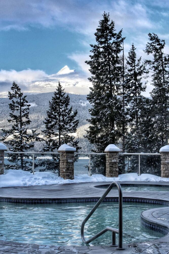 Halcyon Hot Springs - Romantic Getaways in BC