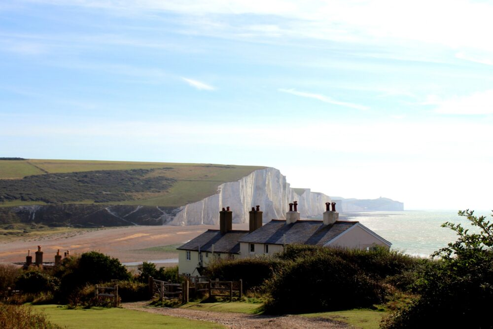Seven Sisters cottage view