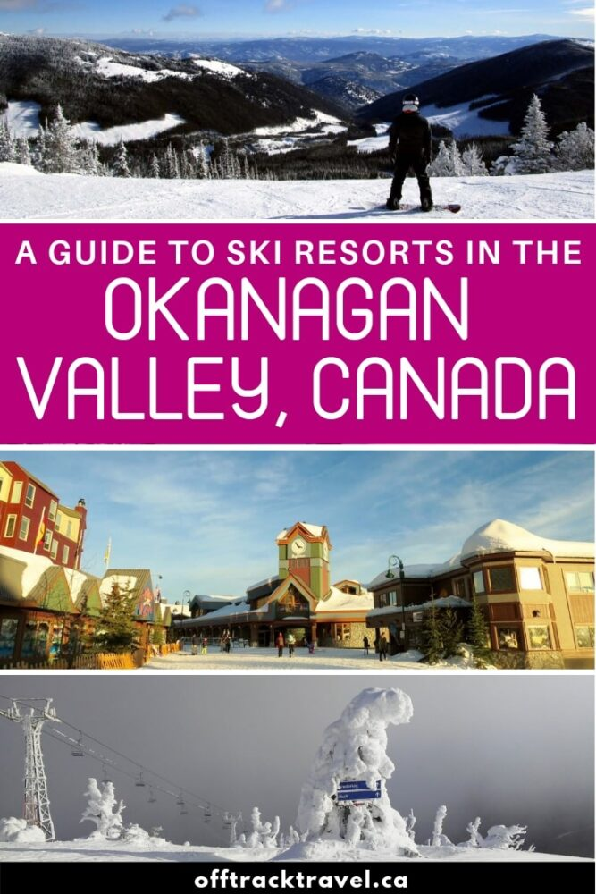 Heading to the Okanagan for some of that legendary light and dry champagne powder? Let me help you choose which of the five Okanagan ski resorts to visit in British Columbia. Click here for a complete guide! offtracktravel.ca