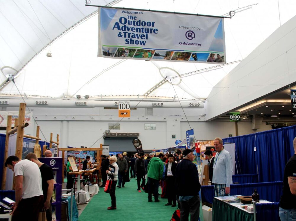 outdoor adventure and travel show vancouver