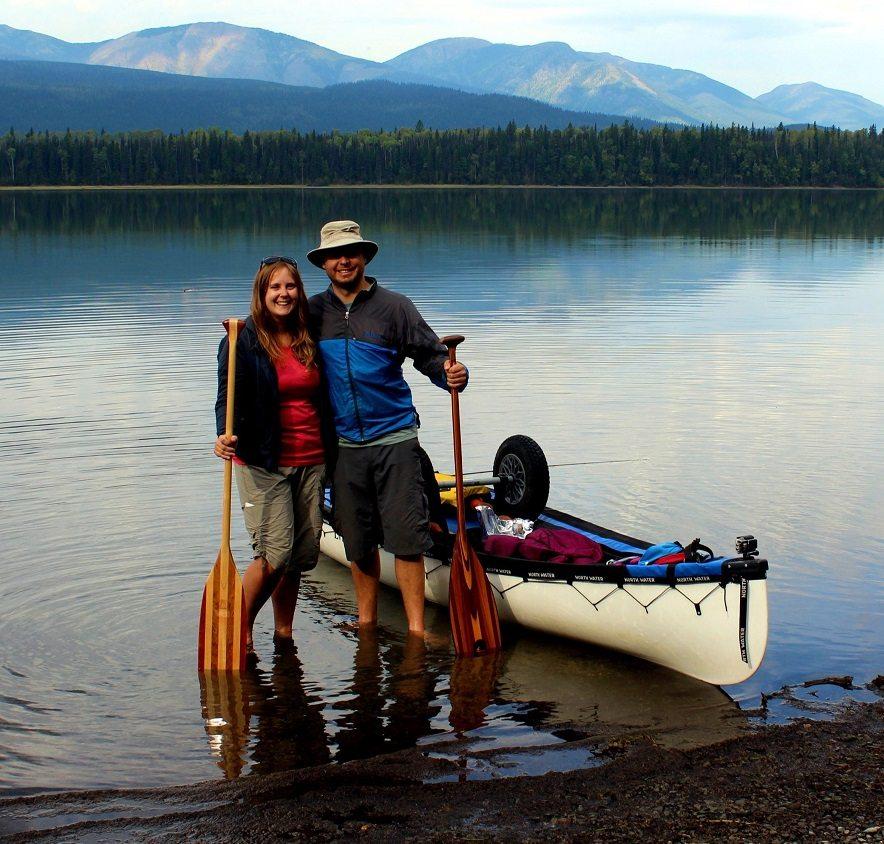 gemma jr bowron lakes offtracktravel