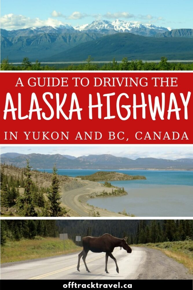 Did you know that more than two-thirds of the magnificent Alaska Highway actually runs through Canada, rather than Alaska? And it's not any the worse for it since the wilderness landscape of Yukon and BC offers a fantastic experience of its own. Planning to drive the Alaska Highway soon? Click here for an overview of the Alcan, the best places to see and some essential tips and advice for driving this epic road trip! #roadtrip #canada #yukon #britishcolumbia #alaskahighway #travel