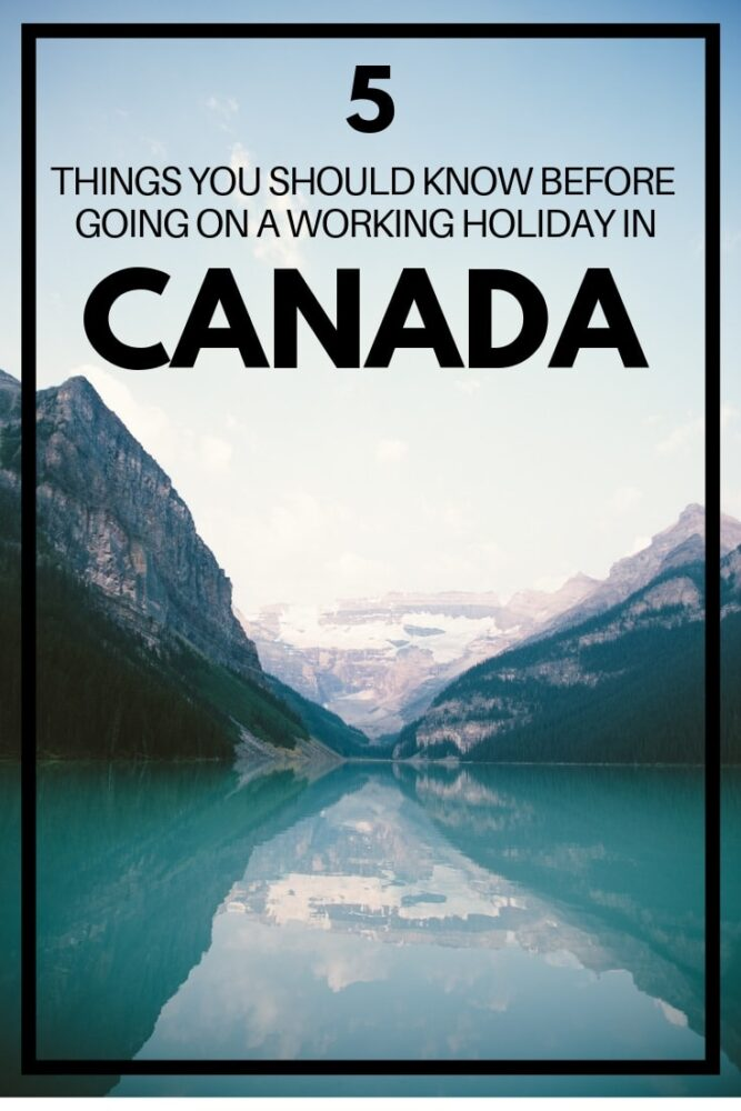 Got Canada in your sights for a working holiday? Let me help you out with five things you should definitely know before making the leap and applying for your working holiday in Canada! offtracktravel.ca