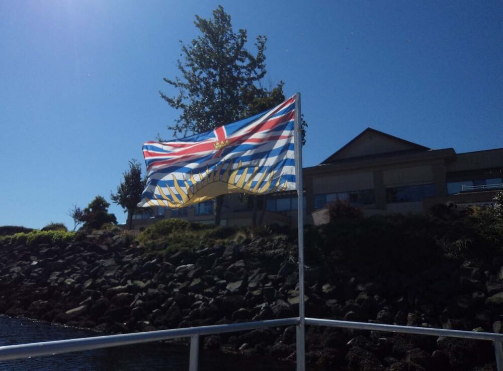 BC Flag - Important Things to Know Before Going to Canada on a Working Holiday