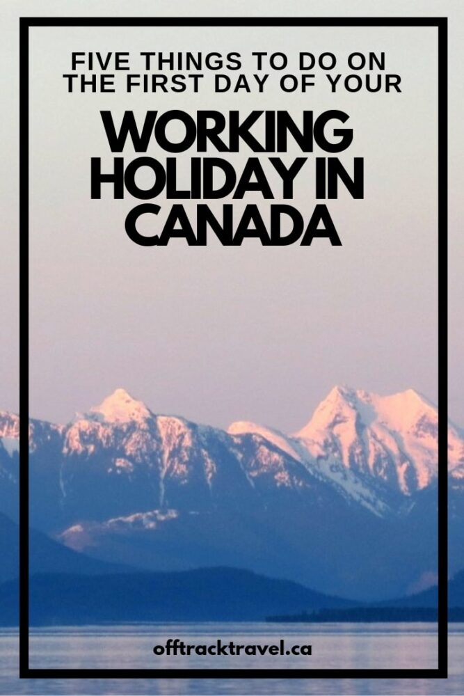 Some people like to spend the first day of their working holiday exploring their new country. Others, like to get all of the necessities out of the way before their jet lag has even worn off. If the second example is you, this guide will provide the step-by-step process to your first day of your working holiday in Canada! offtracktravel.ca