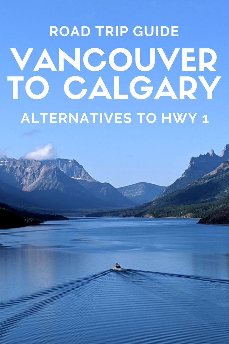 Any Vancouver to Calgary road trip is something of a highlights reel of British Columbia and Alberta, Canada. Click here to discover three alternatives routes, away from well worn Highway 1! offtracktravel.ca