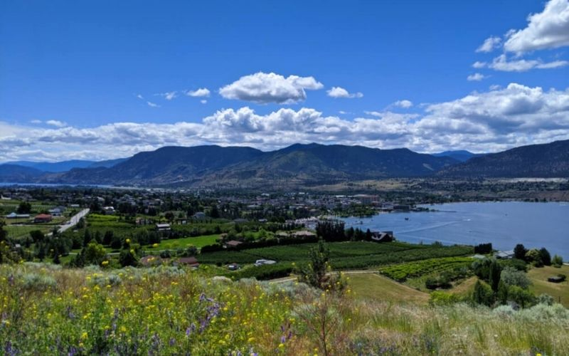 The Perfect Itinerary for a Summer Weekend in Penticton, British Columbia