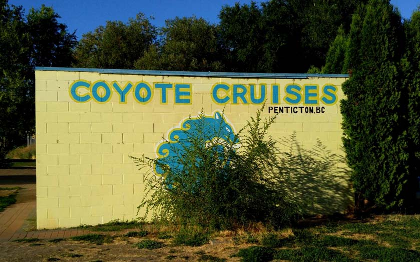 Yellow Coyote Cruises building