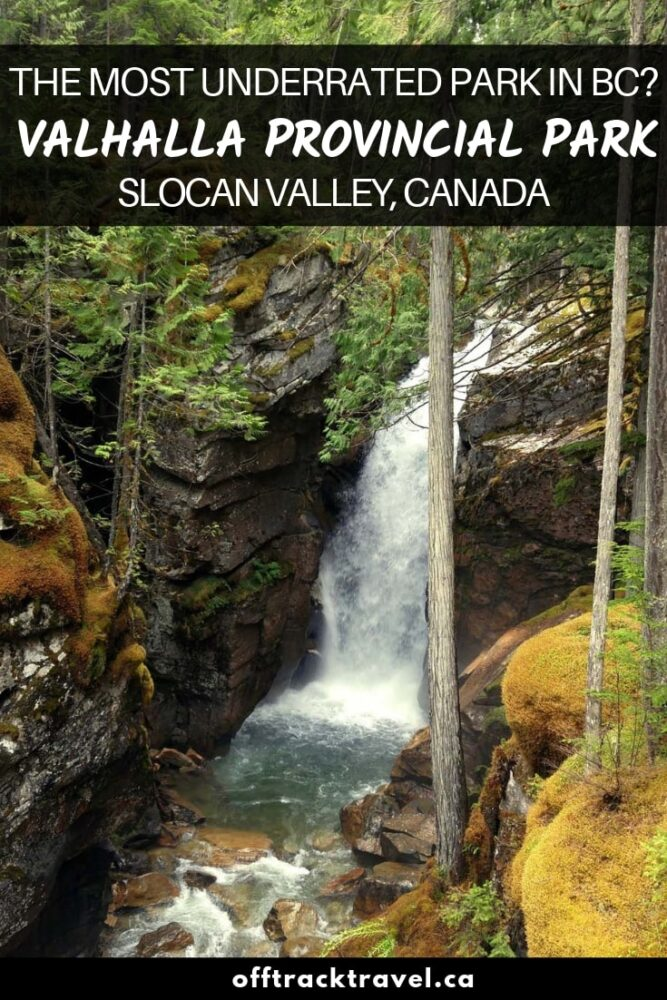 With so many multi-day hiking, paddling and climbing trip possibilities, Valhalla Provincial Park must be the most underrated park in British Columbia! Check out everything we got up to in this amazing valley. offtracktravel.ca