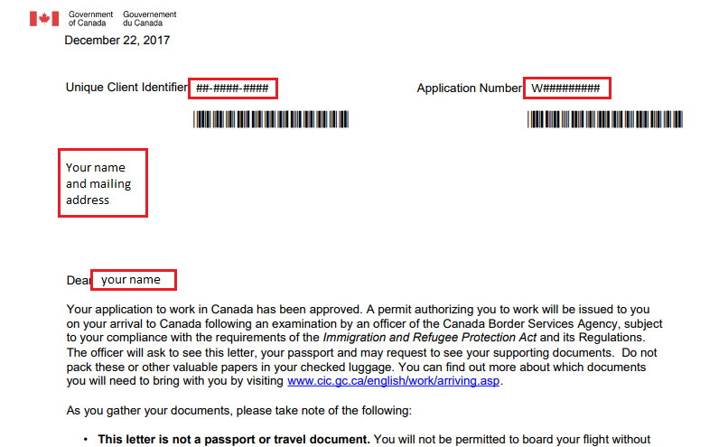 How To Apply For A Working Holiday Visa Iec Canada
