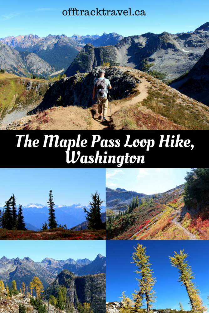 Hiking the Heather-Maple Pass Loop Trail, Washington, USA - offtracktravel.ca