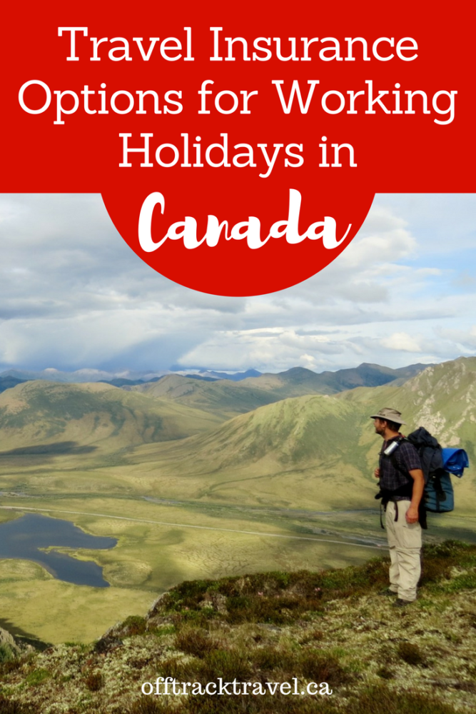 how to get travel insurance in canada