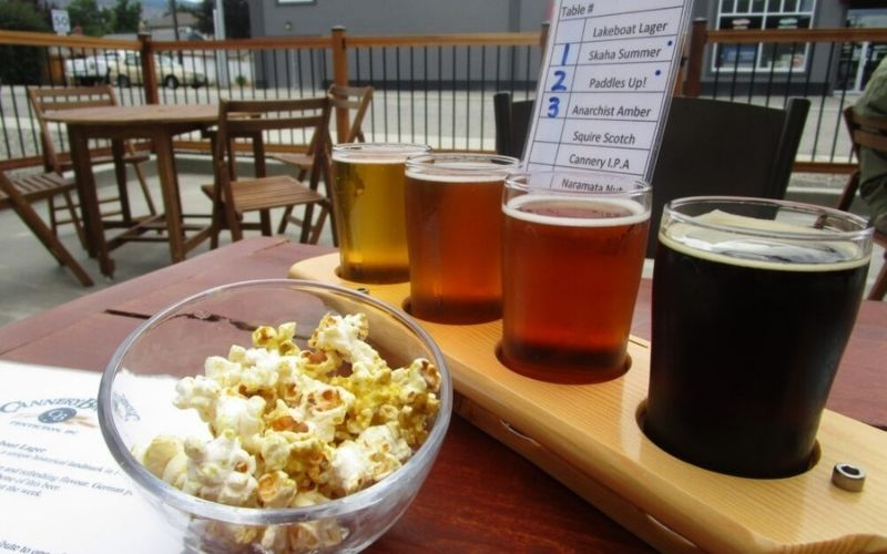 A Local's Guide to Craft Breweries in Penticton, British Columbia