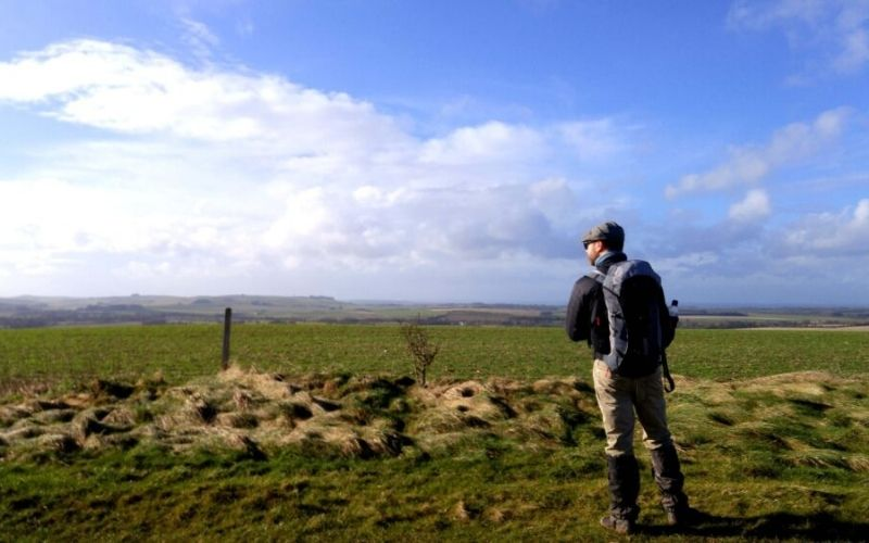 Walking Through History on the Great Stones Way, UK