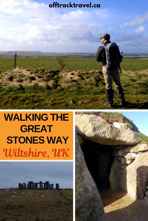 The Great Stones Way may just be Britain's answer to the Inca Trail. For what it lacks in altitude, the Great Stones Way more than makes up for it with mysterious ancient sites, idyllic thatched villages and wonderous panoramic countryside views. Click here to read everything you need to know to walk the Great Stones Way. offtracktravel.ca