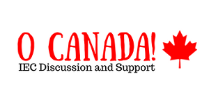 O Canada Facebook group logo