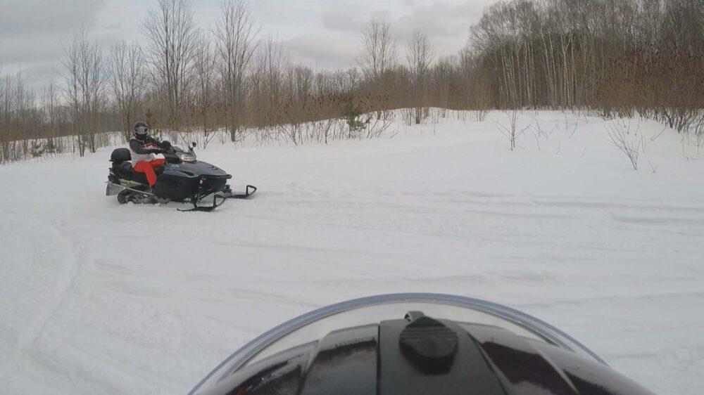 10 Ways to Explore Canada's Winter Wonderland - snowmobiling