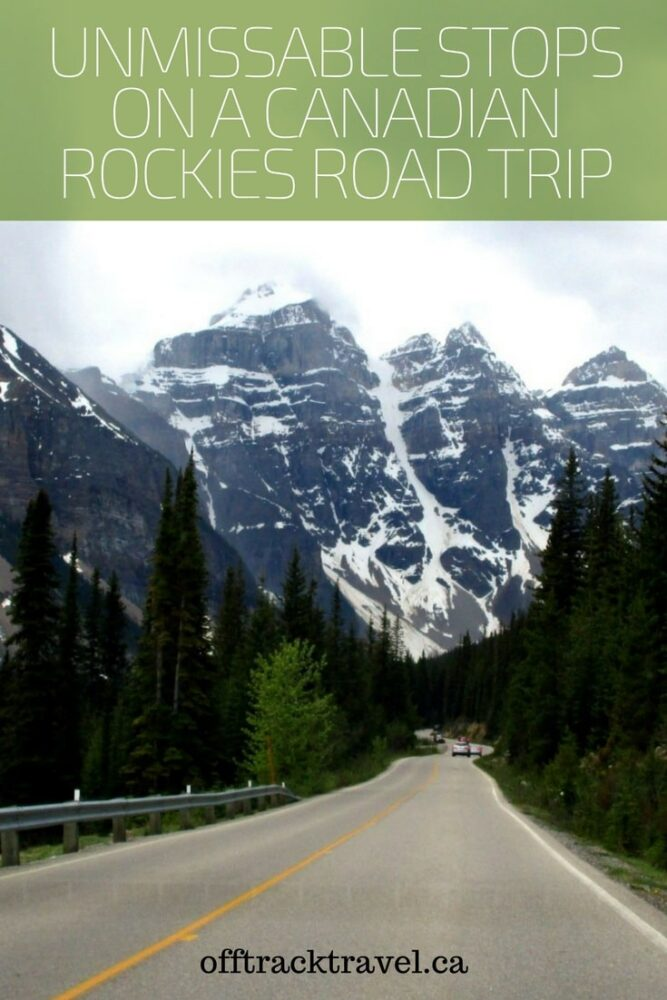 With towering peaks, vibrant lakes, immerse glaciers and all the wilderness you could ever want, the Canadian Rockies are truly a wonder of the world. Taking a road trip through the Canadian Rockies allows real freedom to enjoy and appreciate all nature has to offer. Here's a guide to the essential stops and some tips to get you off the beaten path. - offtracktravel.ca