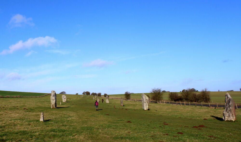 Walking the Great Stones Way, Wiltshire