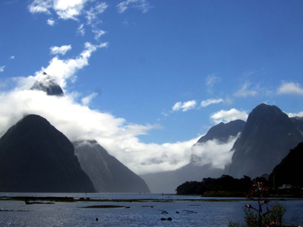 New Zealand Working Holiday Travel Insurance - Milford Sound views