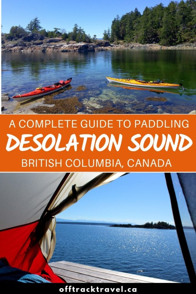 Particularly great for beginners, Desolation Sound is one of the best places to go kayaking in Canada. Click here to read a complete guide to planning a kayak trip to Desolation Sound in British Columbia. offtracktravel.ca