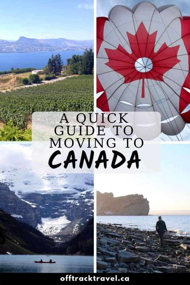 One of the most beautiful countries in the world, Canada is also one of the most popular countries for people to immigrant to. If you're also wanting to head to Canada, have a look at this guide for an overview of the process. offtracktravel.ca
