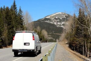 Road trip to Gaspesie National Park