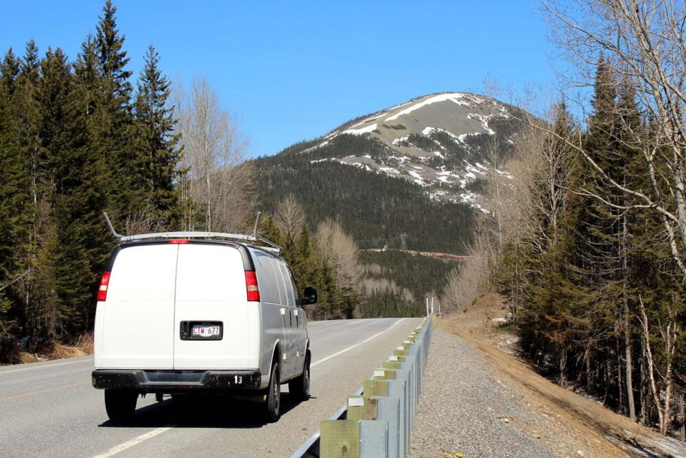 Road trip to Gaspesie National Park